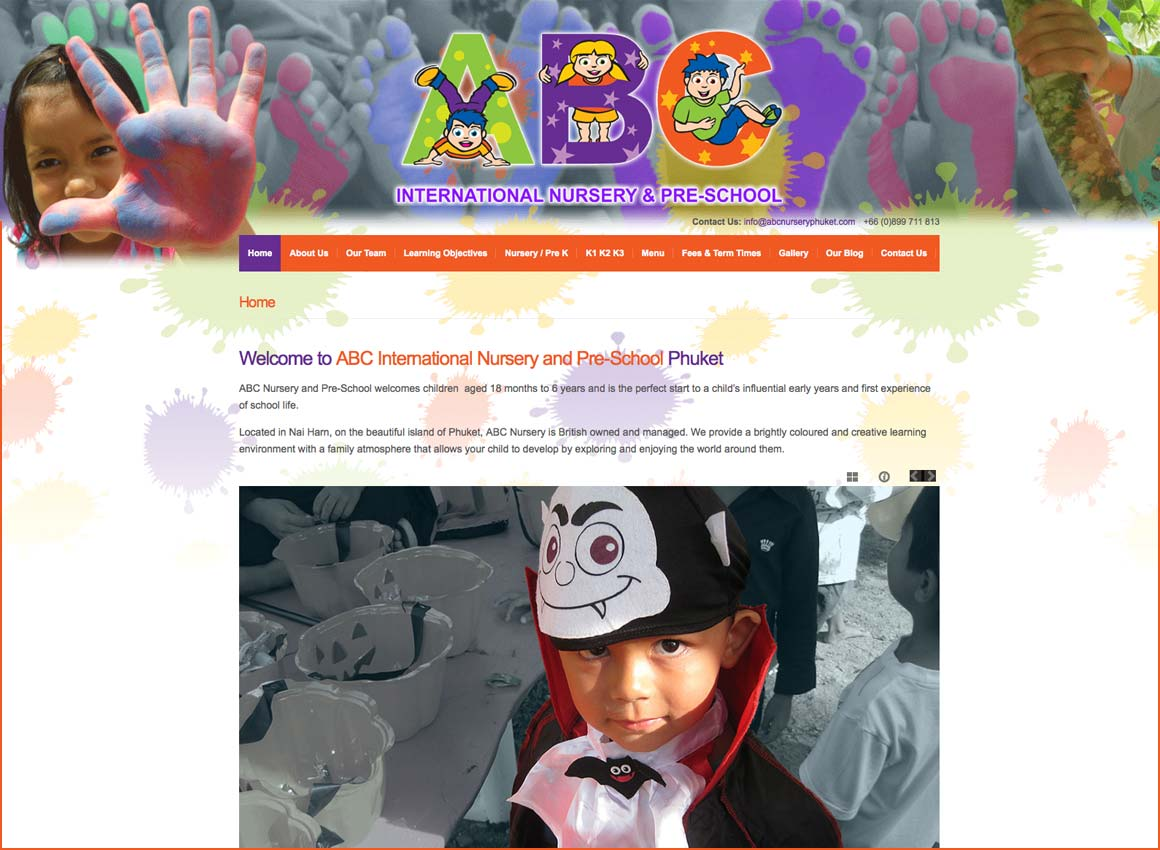 abc-nursery-finflix-web-design-phuket